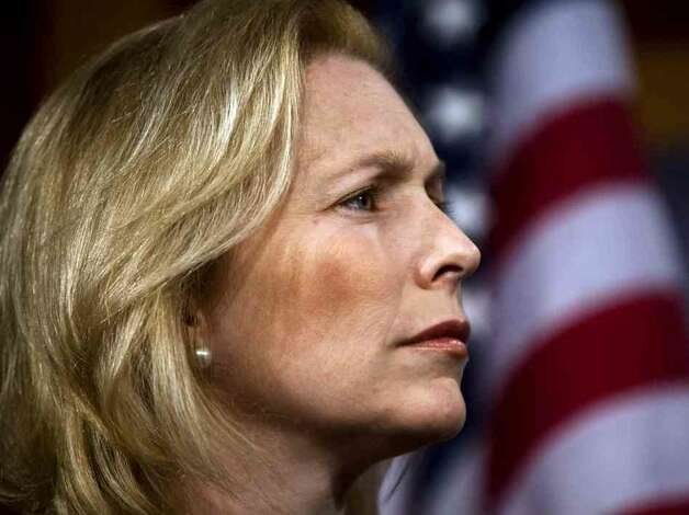 Kristen Gillibrand (Drew Angerer / AP Photo)