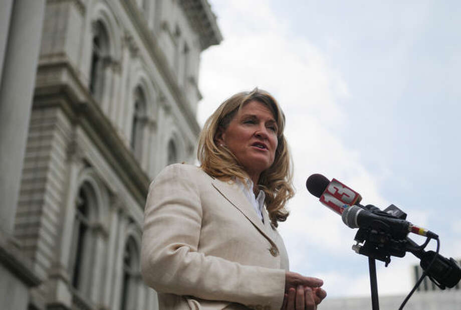 Wendy Long (Will Waldron / AP Photo )