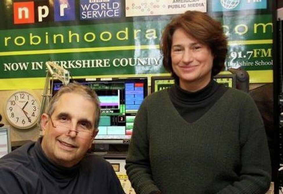 Station co-founders Marshall Miles and Jill Goodman