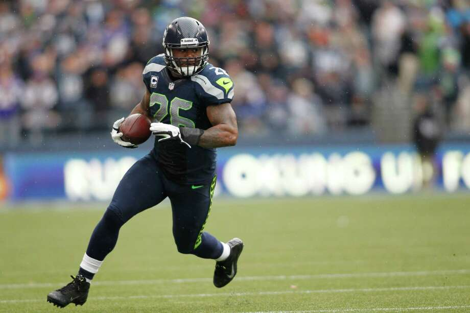 Seattle Seahawks' Michael Robinson in action against the Minnesota Vikings in the second half of an NFL football game, Sunday, Nov. 4, 2012, in Seattle. Photo: AP