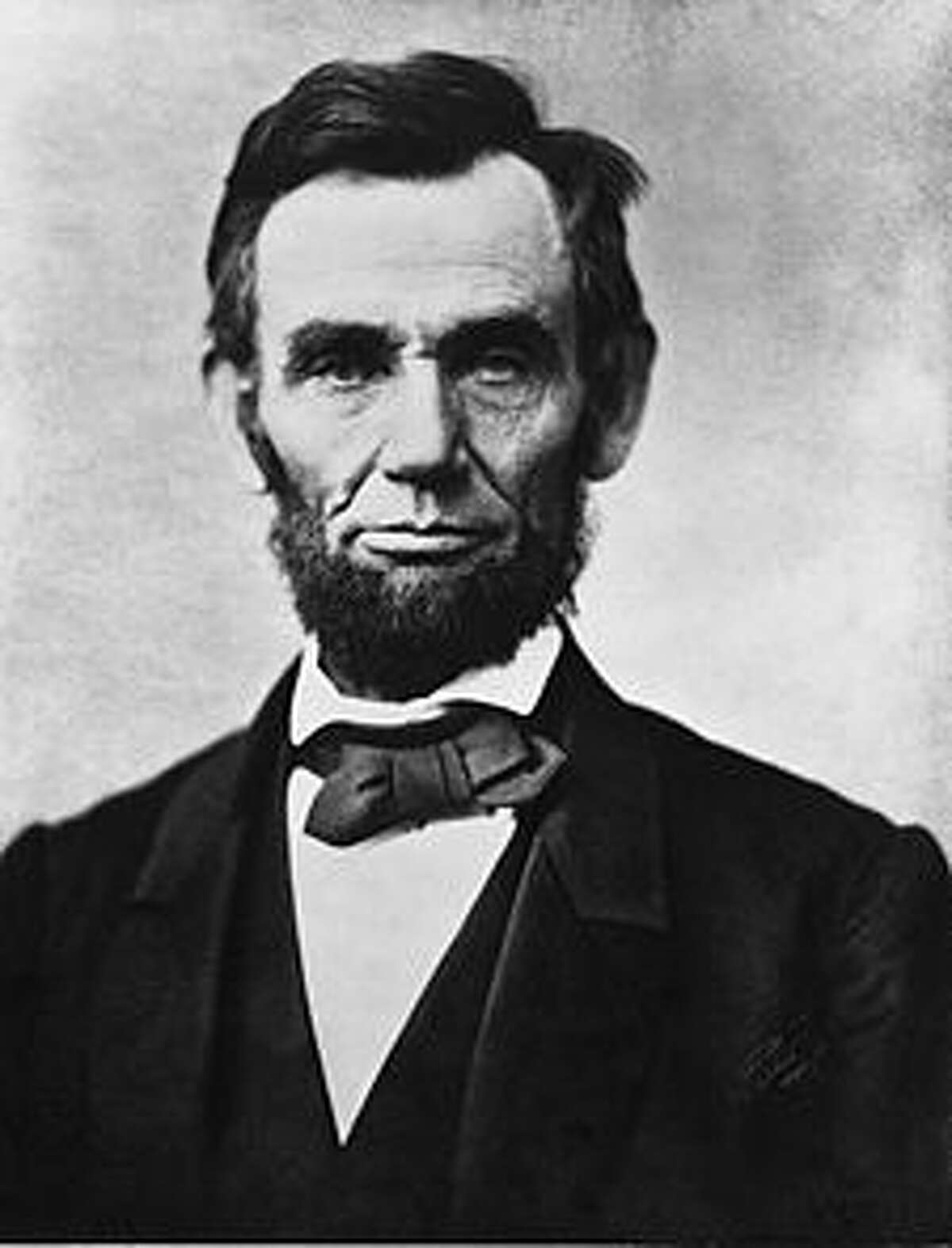 Abe Lincoln.