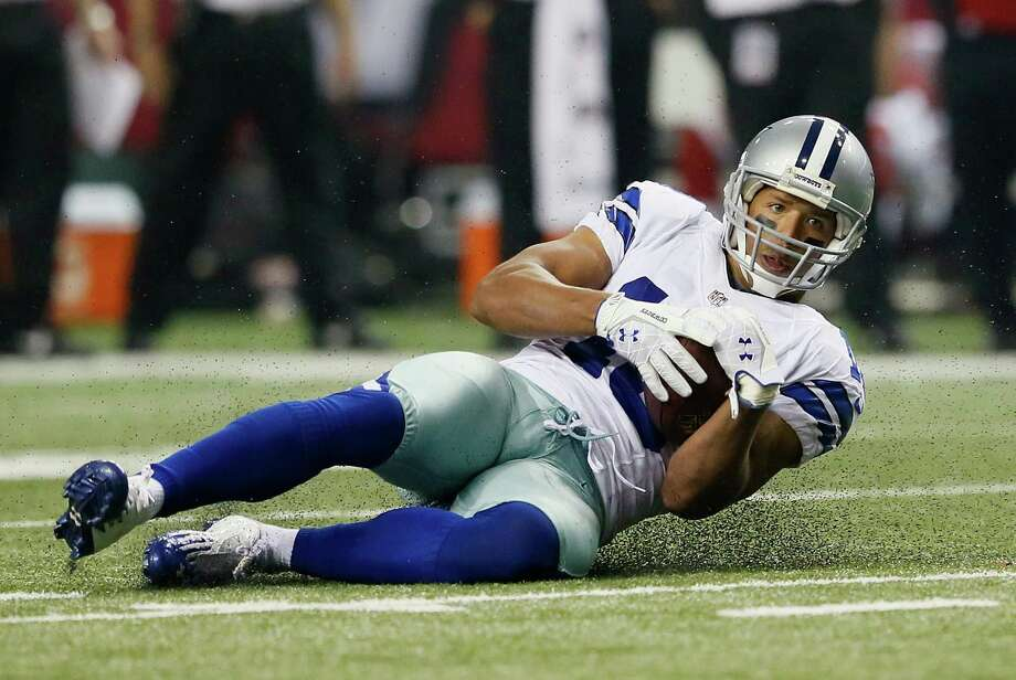 Wide receiver Miles Austin suffered a strained hip flexor in the first quarter of the Thanksgiving Day game vs. the Redskins. He is considered day-to-day. Photo: Kevin C. Cox, Getty Images / 2012 Getty Images