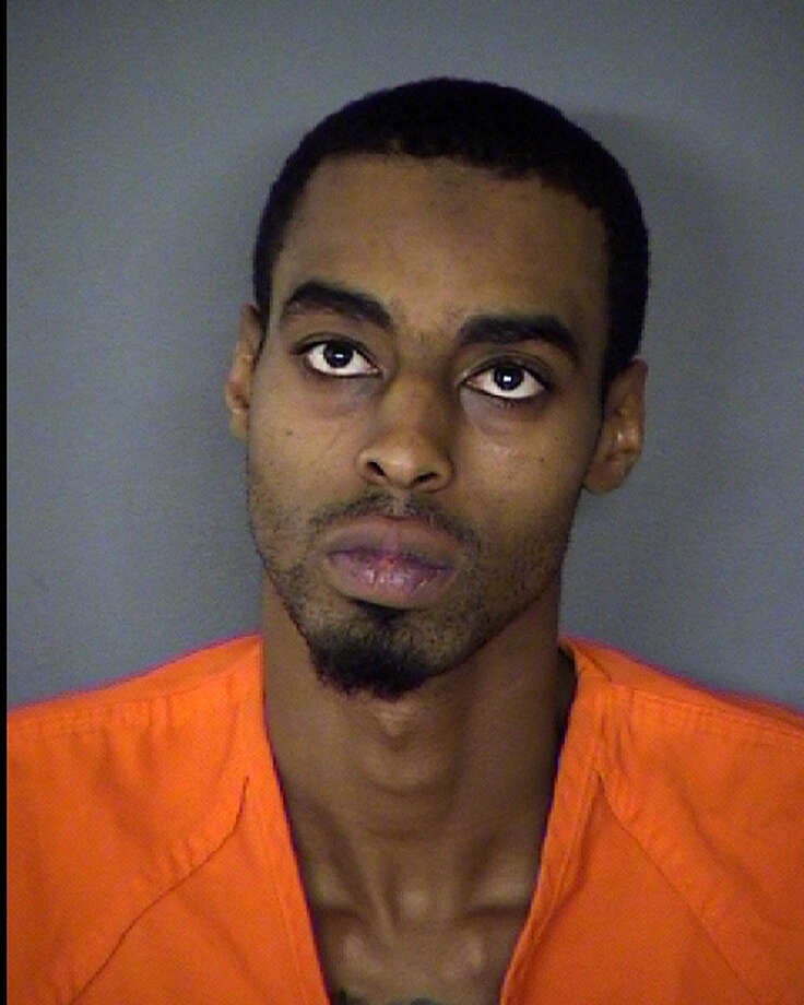 Garry Darnell Armstrong, 24, is accused of fatally shooting his girlfriend's mom. Photo: Courtesy Photo