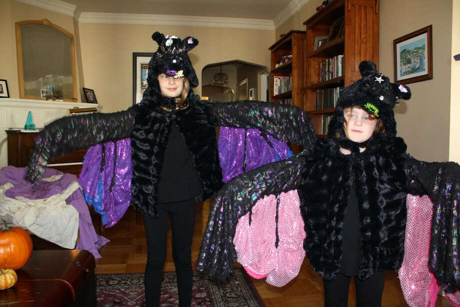 FINALIST! Angela B. sends in these fruit bats, made by her mother-in-law.