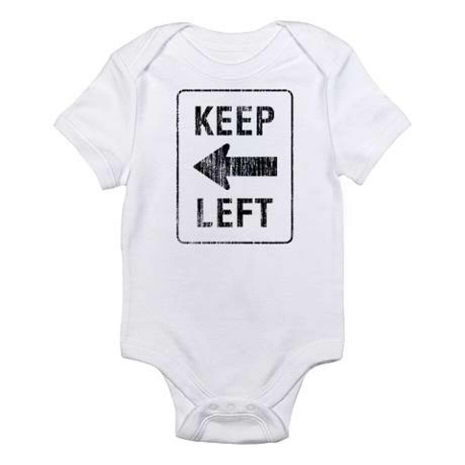 Keep left, cafepress.com.