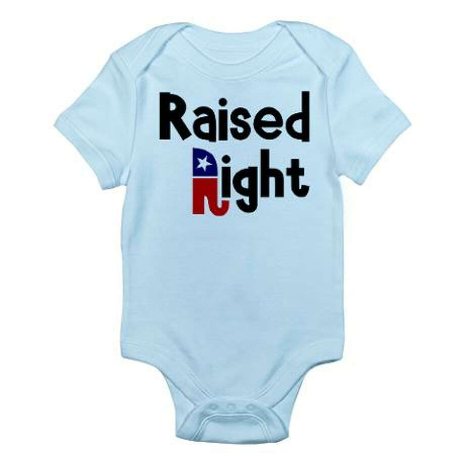 Raised right, cafepress.com.