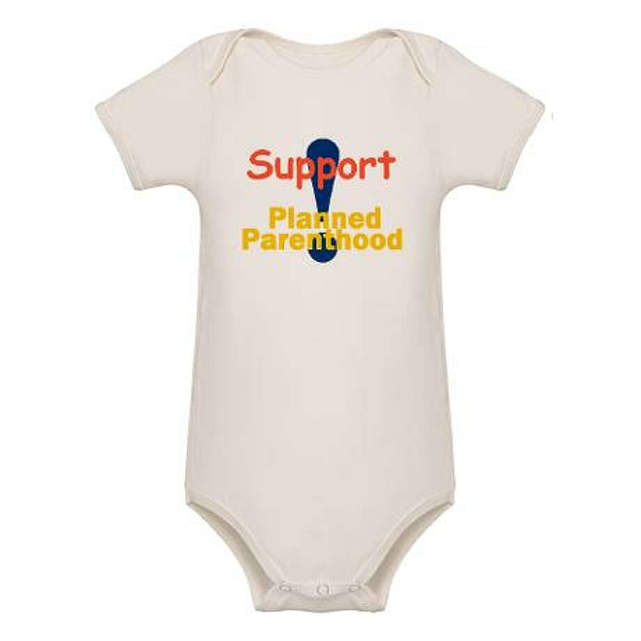I support Planned Parenthood, cafepress.com.