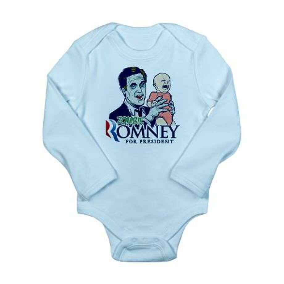 Zombie Romney, cafepress.com.