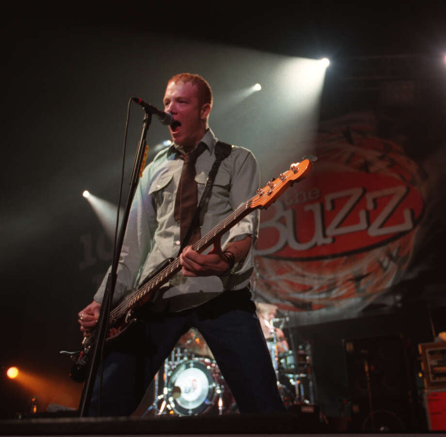 "Eve 6 returned this year with ""Speak in Code."" Photo: Brett Coomer, Special To The Chronicle / Freelance"