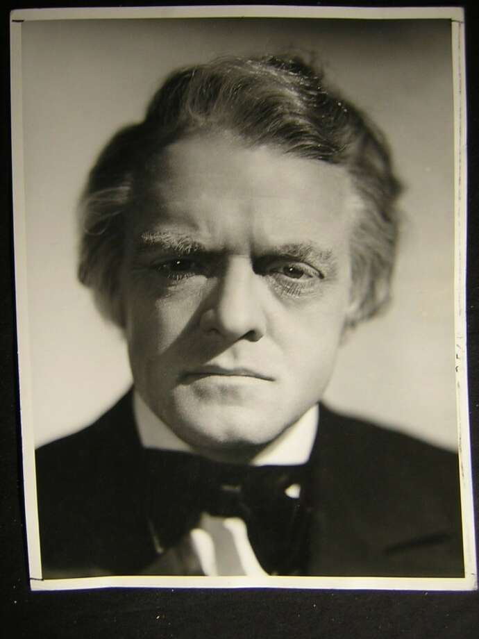 "Van Heflin as Andrew Johnson in ""Tennessee Johnson"""