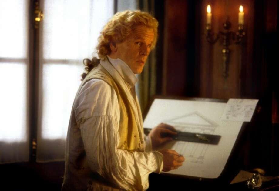 "Nick Nolte as Thomas Jefferson in ""Jefferson in Paris"""