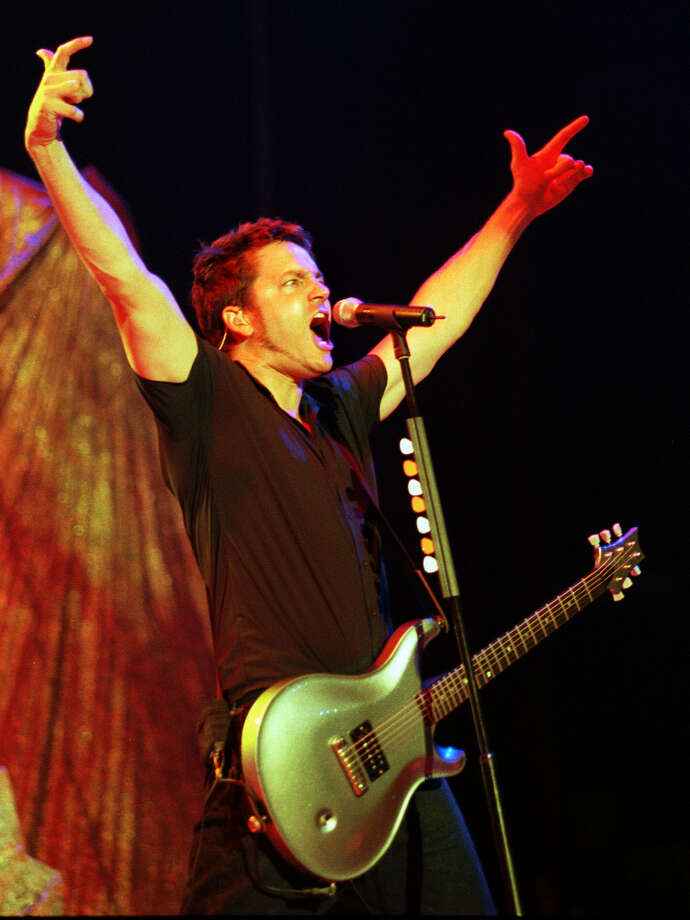 """Third Eye Blind is still rocking and working on the follow up to 2009's """"Ursa Major."""" Photo: BRETT COOMER / freelance"""