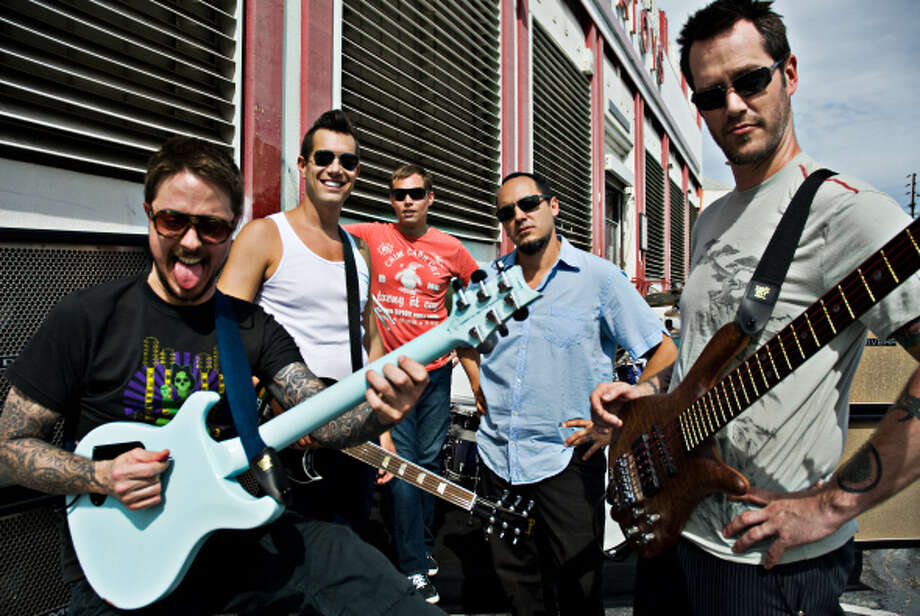 311 has been rocking for over 20 years. Photo: Marcello Ambriz, Jive Records / handout