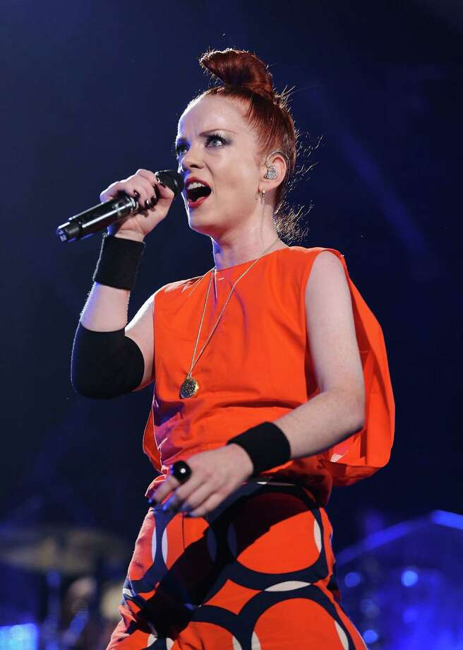 Garbage, led by one of the best front women in the business Shirley Manson, returned to touring this year for the first time since 2007.  Photo: Victor Chavez, Getty Images / 2012 Getty Images