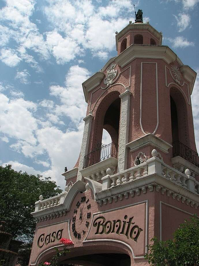 "You can go to Casa Bonita, a Mexican restaurant that features a huge waterfall and cliff divers and was the subject of an entire episode of ""South Park."" You'll just have to drive to Denver for a taste, and if the number of Flickr photos is any indication, you would not be the only person to do so. Credit: Krystal Pritchett/Flickr Creative Commons"