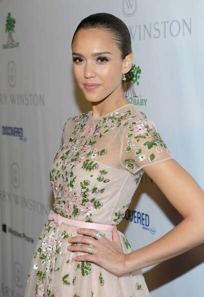 Baby2Baby Board Member Jessica Alba attends the First Annual Baby2Baby Gala event presented by Harry