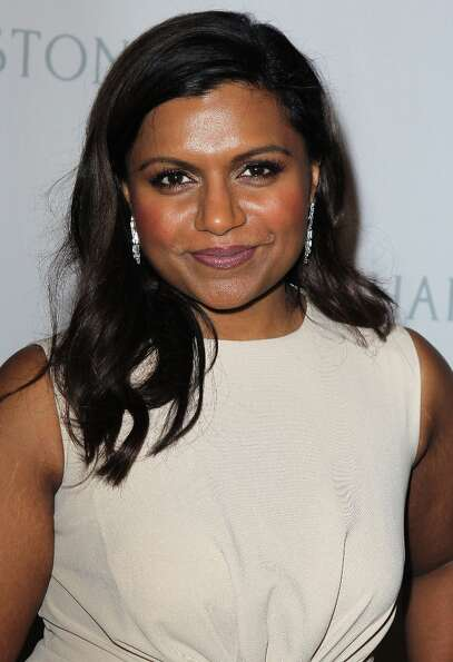 Actress Mindy Kaling attends the 1st Annual Baby2Baby Gala at The BookBindery on November 3, 2012 in