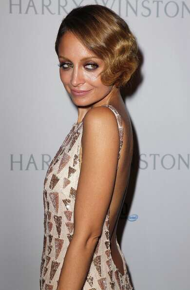 TV personality Nicole Richie attends the 1st Annual Baby2Baby Gala at The BookBindery on November 3,