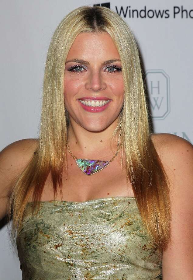 Actress Busy Philipps attends the 1st Annual Baby2Baby Gala at The BookBindery on November 3, 2012 in Culver City, California. Photo: David Livingston, Getty Images / 2012 Getty Images