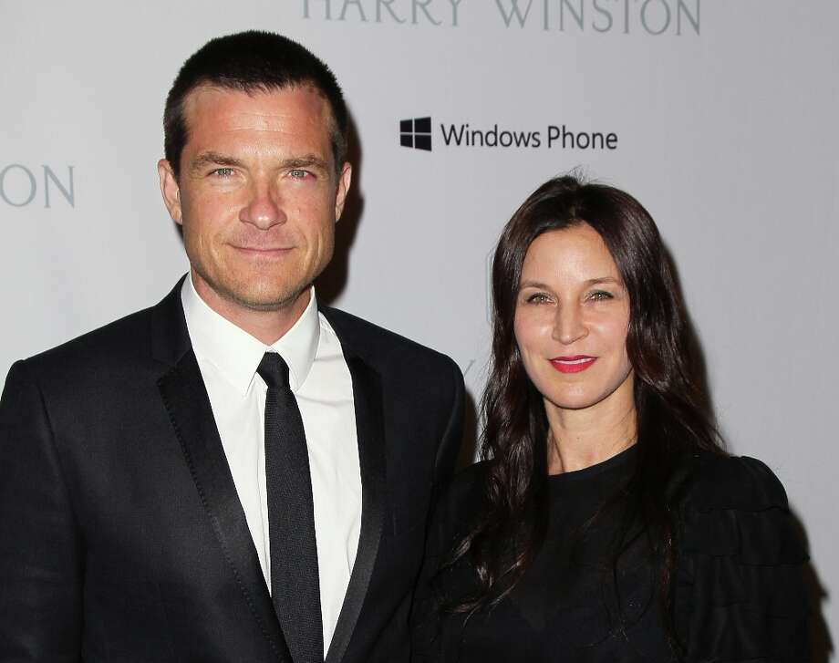 Actor Jason Bateman (L) and wife Amanda Anka attend the 1st Annual Baby2Baby Gala at The BookBindery on November 3, 2012 in Culver City, California. Photo: David Livingston, Getty Images / 2012 Getty Images