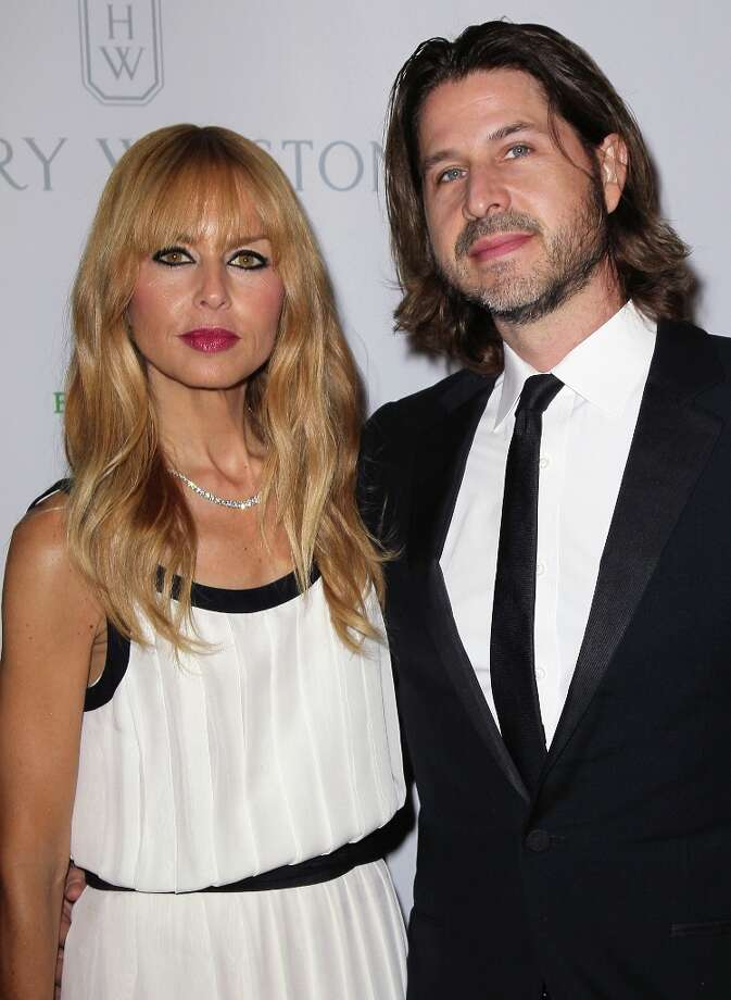 TV personality Rachel Zoe (L) and husband Rodger Berman attend the 1st Annual Baby2Baby Gala at The BookBindery on November 3, 2012 in Culver City, California. Photo: David Livingston, Getty Images / 2012 Getty Images