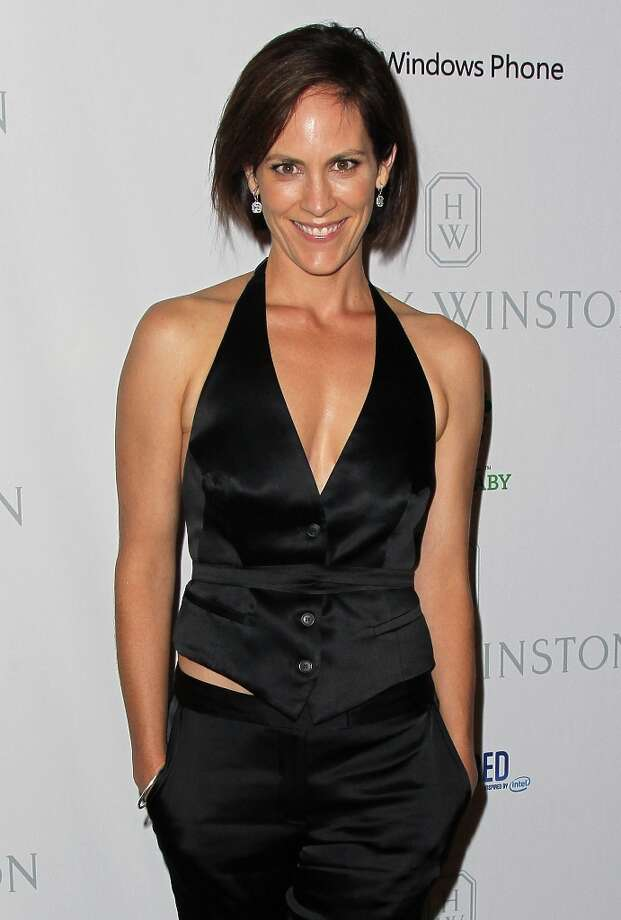 Actress Annabeth Gish attends the 1st Annual Baby2Baby Gala at The BookBindery on November 3, 2012 in Culver City, California. Photo: David Livingston, Getty Images / 2012 Getty Images