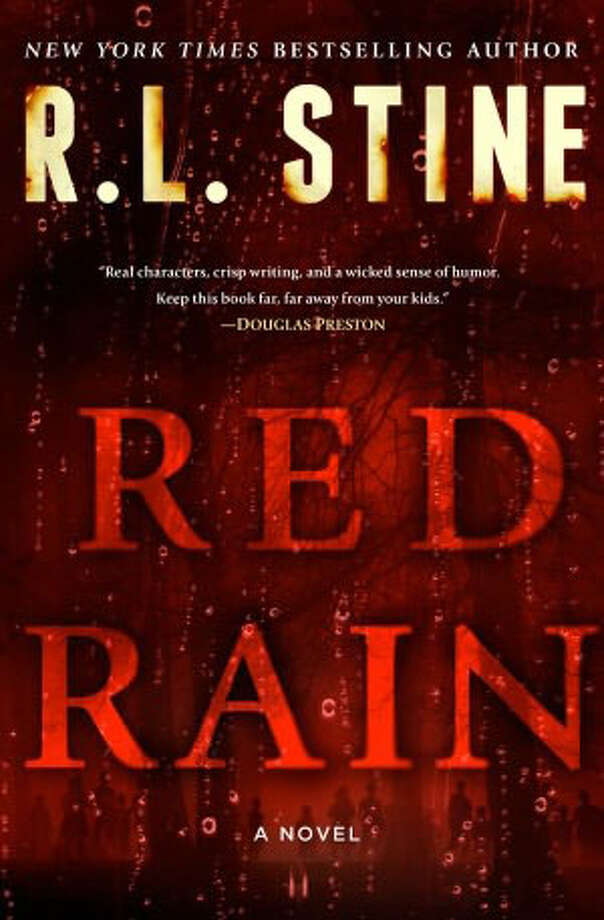 """Red Rain"" may have some tropes in common with R.L. Stine's best-selling series of scary books for children, but the audience here is clearly readers who enjoy the likes of Stephen King and Dean Koontz."