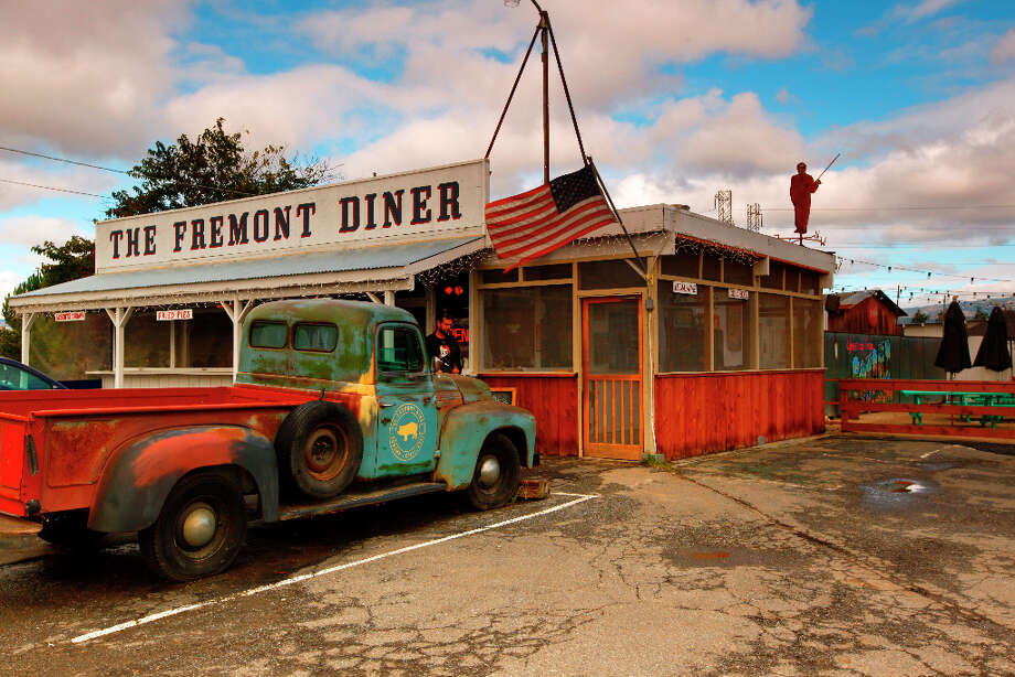 The Fremont Diner in Sonoma, California on Thursday, October 25, 2012. Photo: Craig Lee, Special To The Chronicle / ONLINE_YES