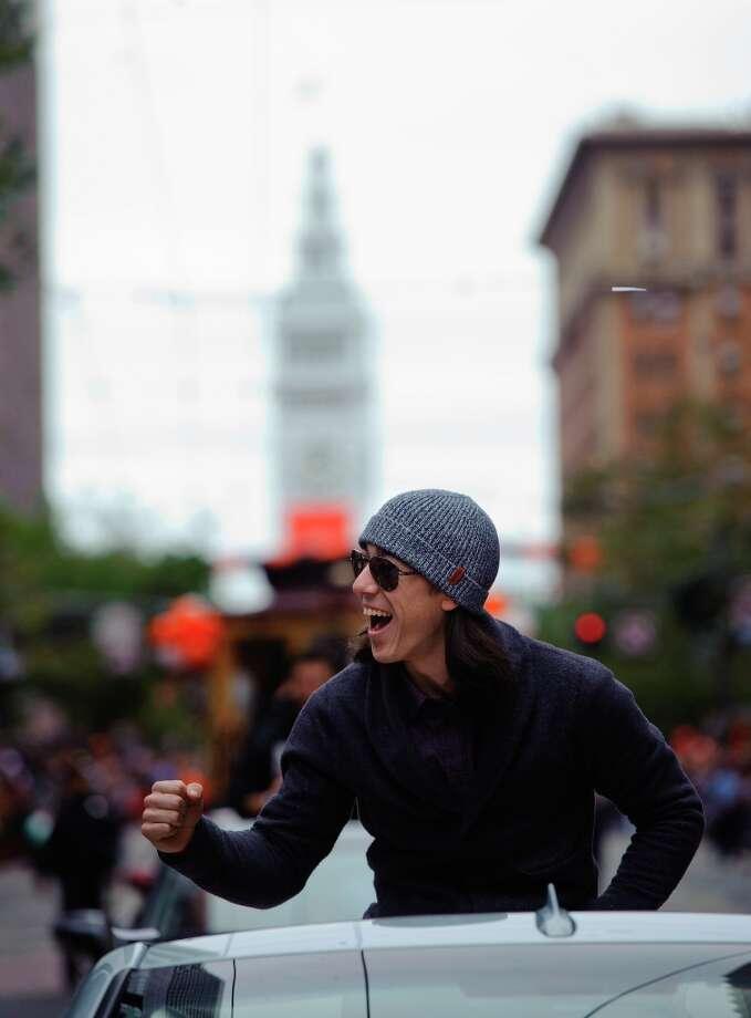 ... Tim Lincecum Photo: Paul Kitagaki Jr., Associated Press / The Sacramento Bee