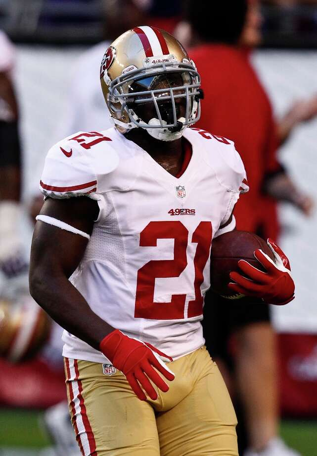 Frank Gore is... Photo: Ross D. Franklin, Associated Press / AP