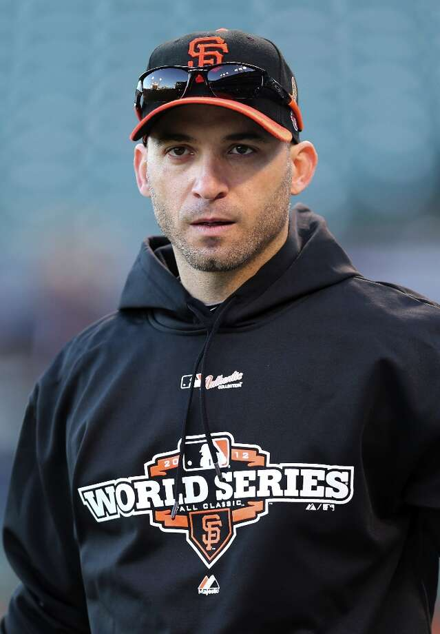 ... Marco Scutaro Photo: Christian Petersen, Getty Images / ONLINE_YES