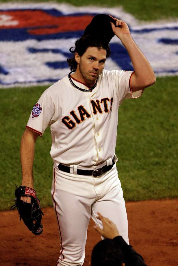 ... Barry Zito Photo: Jeff Chiu, Associated Press / AP