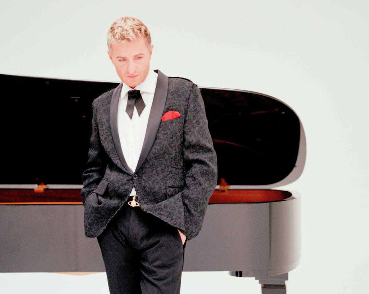 Pianist Jean-Yves Thibaudet isn't afraid to step outside the classical genre. He plays French, East European and American music and even jazz.