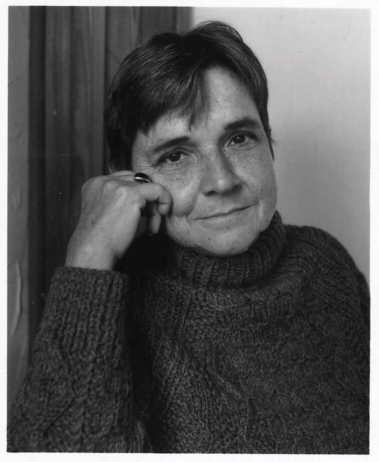 Adrienne Rich Photo: Robert Giard