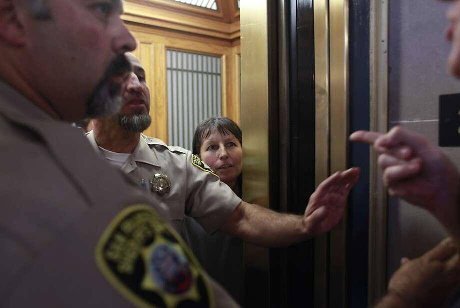 Lets get back to ho-hum in nudist arrests