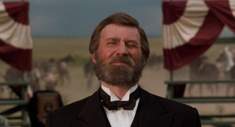 "Kevin Kline as Ulysses S. Grant in ""Wild Wild West"""