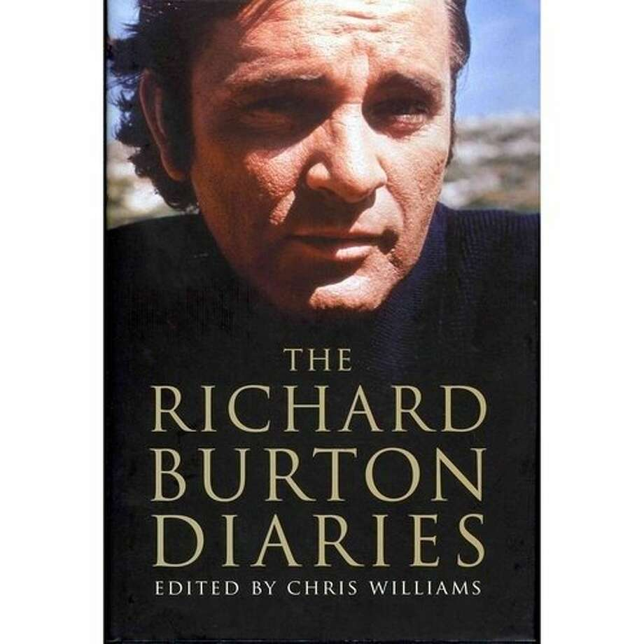 The Richard Burton Diaries, edited by Chris Williams Photo: Yale University Press