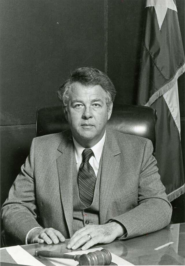 William Kilgarlin (Bill) June 12, 1987 Supreme Ct. Candidate Photo: Chronicle File