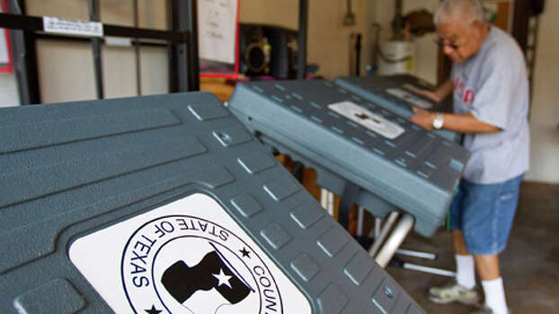 Galveston County voting extended two hours - Houston Chronicle