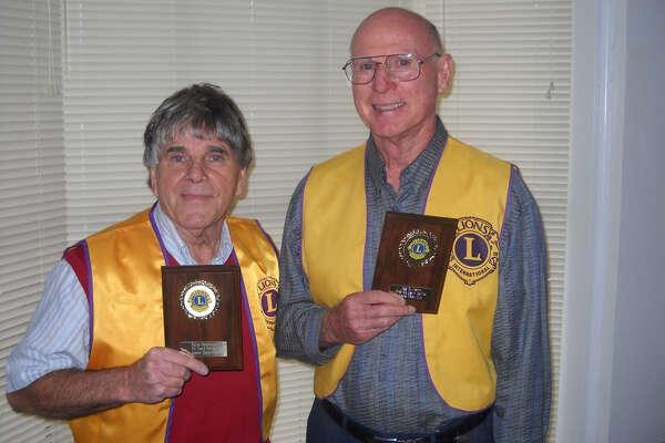 Jasper Lions honor members