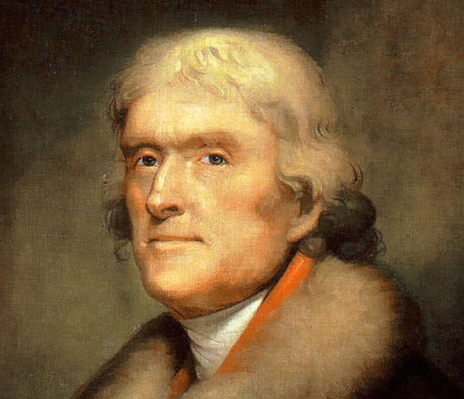 Thomas Jefferson was the main man on the Declaration of Independence.