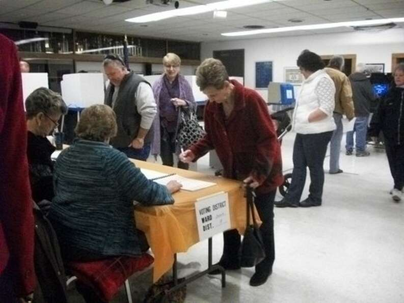 Were you Seen participating in the electoral process in the Capital Region on Tuesday, Nov. 6, 2012