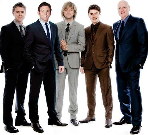 Irish/world music group Celtic Thunder will play at the Majestic. Courtesy photo Photo: Courtesy Photo