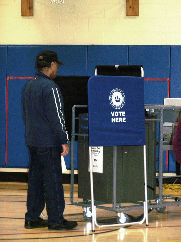 Were you Seen participating in the electoral process in the capital region on Tuesday, Nov. 6, 2012? Photo: Kailah Hurst/New Visions: Journalism And Media