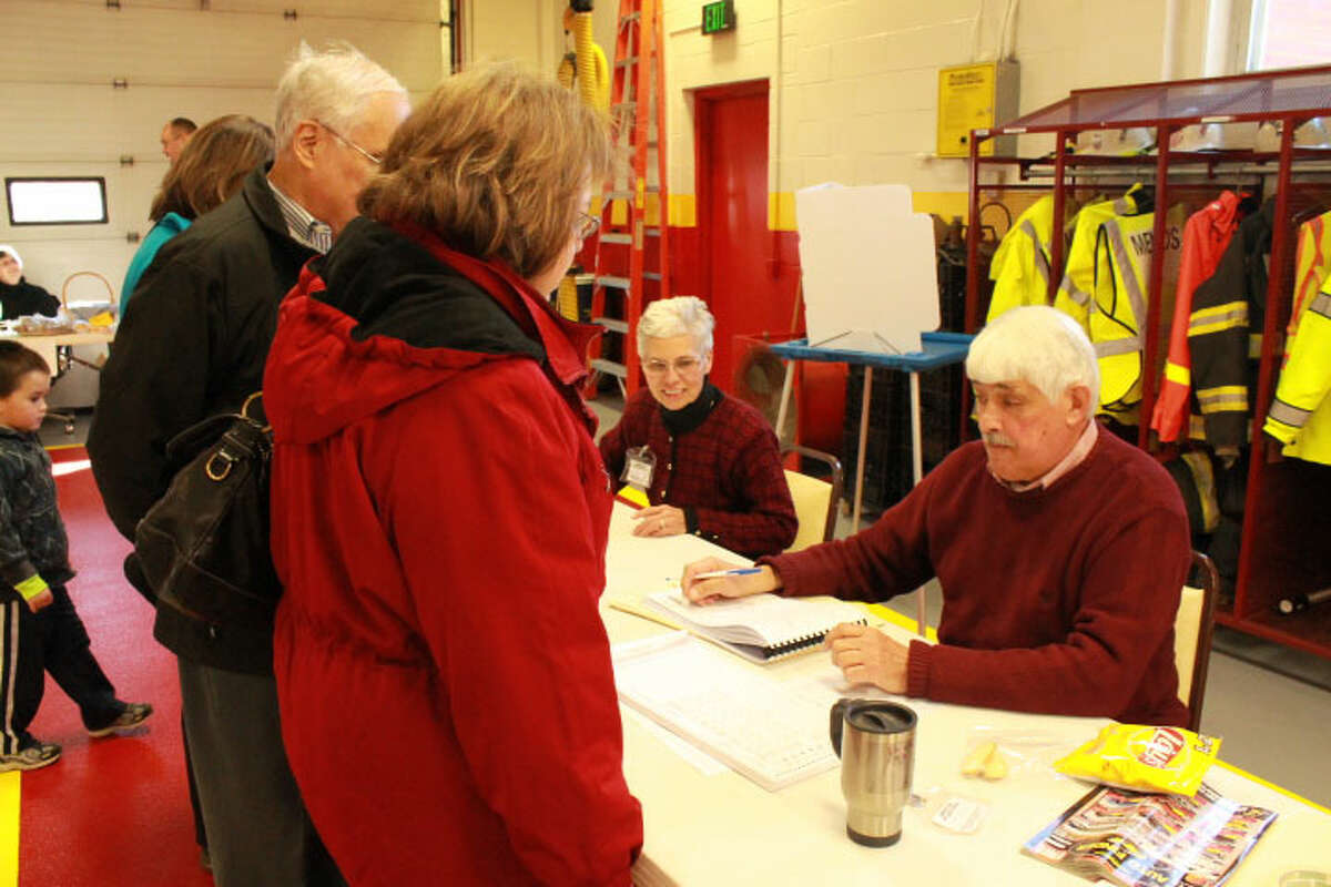 Were you Seen participating in the electoral process in the Capital Region on Tuesday, Nov. 6, 2012?