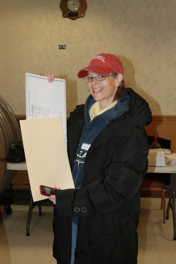 Were you Seen participating in the electoral process in the Capital Region on Tuesday, Nov. 6, 2012? Photo: Alex Luciano/New Visions: Journalism And Media Studies