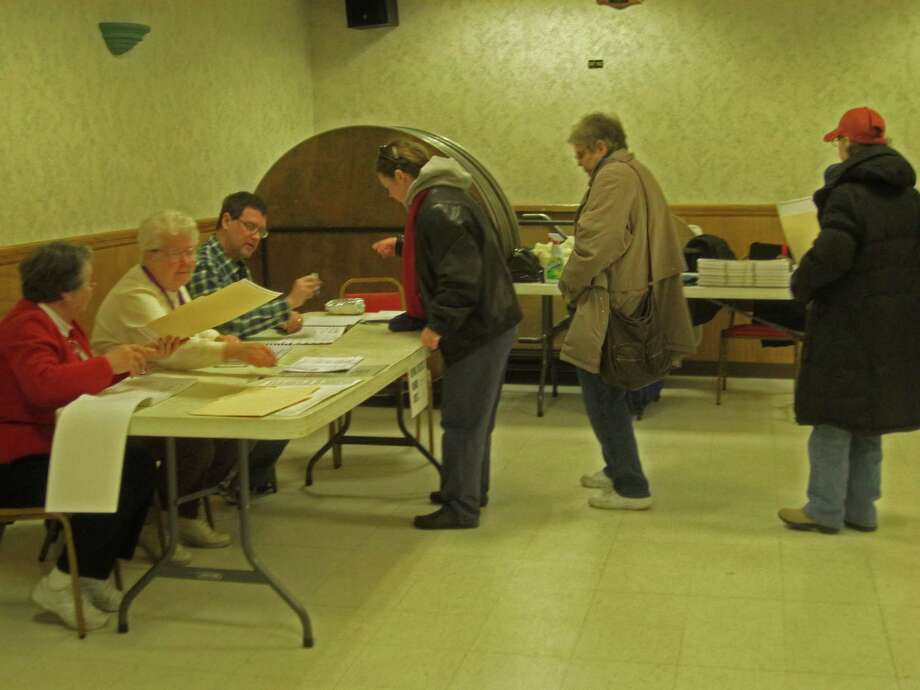 Were you Seen participating in the electoral process in the Capital Region on Tuesday, Nov. 6, 2012? Photo: Levi Ellis/New Visions:Journalism & Media Studies