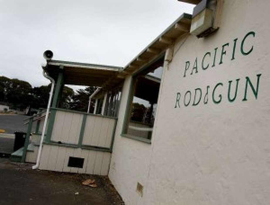 The Pacific Rod and Gun Club at Lake Merced in San Francisco.