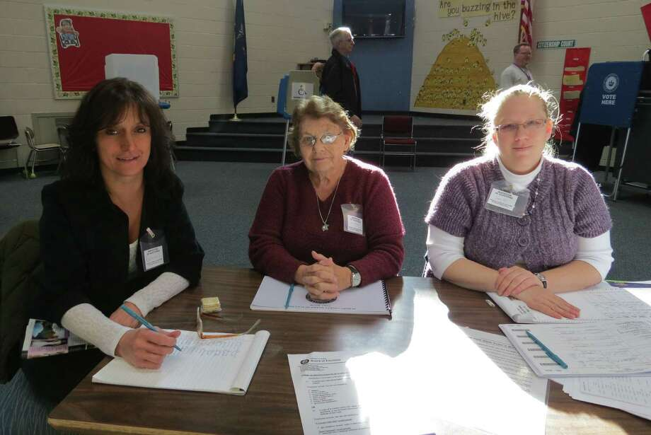 Were you Seen participating in the electoral process in the Capital Region on Tuesday, Nov. 6, 2012? Photo: Jenna Colozza/New Visions: Journalism & Media Studies