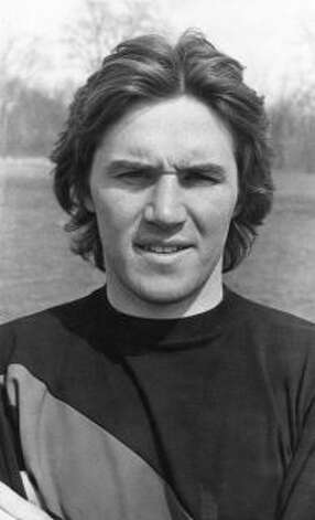 Former Staples High goalkeeper Shane Kennedy, Class of 1972, was drafted by the New York Cosmos of the North American Soccer League. Photo: Contributed Photo